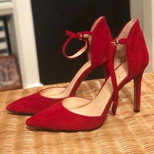 Jessica Simpson Strappy Pointed Heels